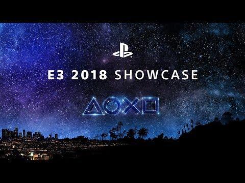 PlayStation E3 2018 Showcase   English