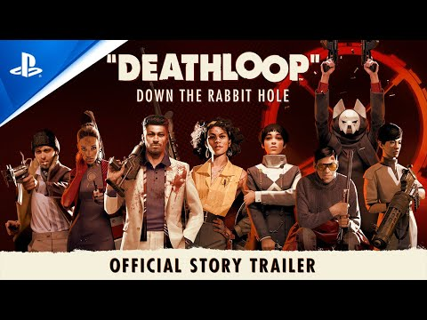 Deathloop – PlayStation Showcase 2021: Official Story Trailer   PS5