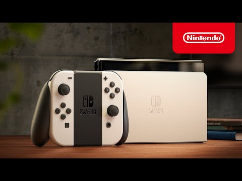 Nintendo Switch (OLED model) – announcement trailer