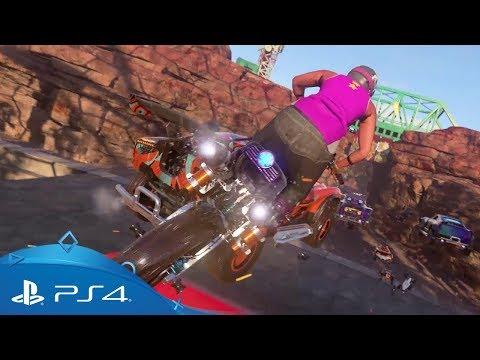 ONRUSH | Launch Trailer | PS4