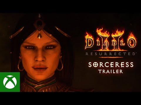 Diablo® II: Resurrected™ | Sorceress Class Trailer