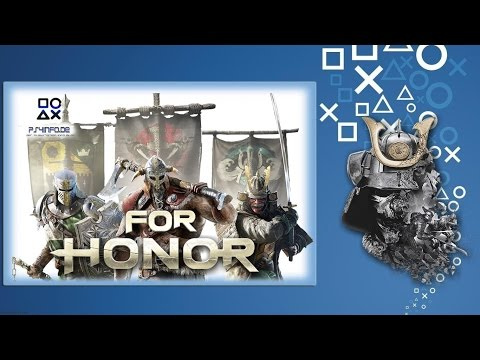 For Honor – Preview aus der Closed-Alpha