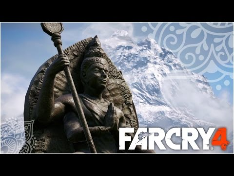 KYRAT SERIE Teil 1 - Das Tiefland | Far Cry 4 [DE]