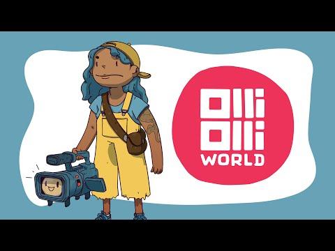 OlliOlli World – Official E3 2021 Trailer