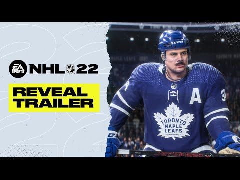 NHL 22 Official Reveal Trailer