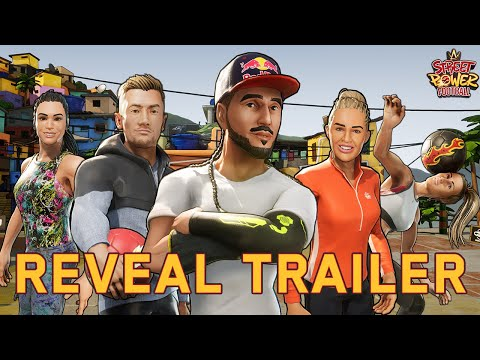 Street Power Football - Reveal Trailer