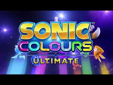 Sonic Colours: Ultimate – Launch Trailer [DE]