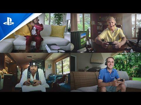 PGA Tour 2K21 - Launch Trailer | PS4