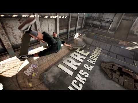 Tony Hawk's™ Pro Skater™ 1 and 2 Announcement Trailer DE