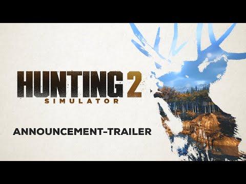 Hunting Simulator 2   Announcement-Trailer