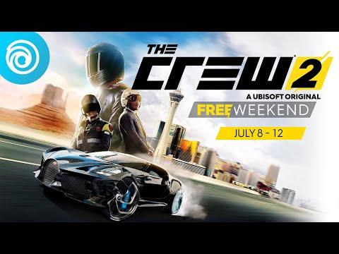 The Crew 2: Free-Weekend-Trailer Juli   Ubisoft [DE]