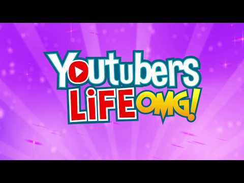 YOUTUBERS LIFE OMG EDITION   LAUNCH TRAILER