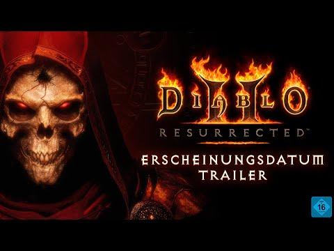 Diablo® II: Resurrected™ – Trailer zum Veröffentlichungsdatum