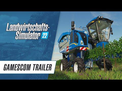 Landwirtschafts-Simulator 22: Erster Gameplay Trailer
