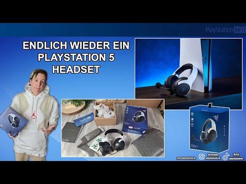 Razer Kaira X (PlayStation) Headset Unboxing und Ersteindruck - Braucht man so ein Headset noch?