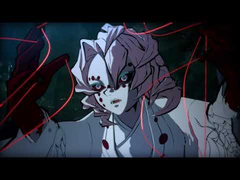 Demon Slayer -Kimetsu no Yaiba- The Hinokami Chronicles   Adventure Mode: Rui Boss Battle [DE USK]