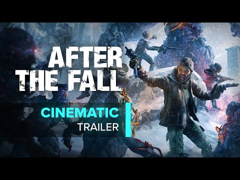 After the Fall | VR | Cinematic Trailer [PEGI]