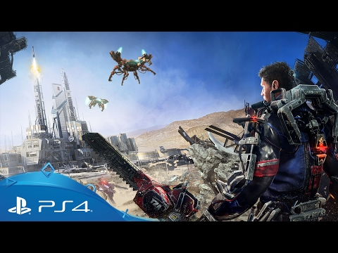 The Surge | Launch Trailer | PS4