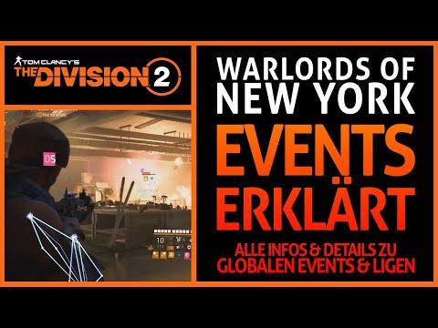 The Division 2 ▶️ EVENTS ERKLÄRT! Alle Infos zu GLOBALEN EVENTS & LIGEN