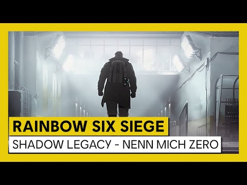Tom Clancy's Rainbow Six Siege - Shadow Legacy - Nenn mich Zero | Ubisoft [DE]