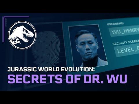 Jurassic World Evolution: Secrets of Dr. Wu