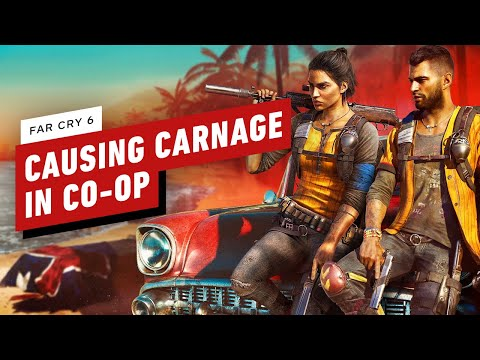 Far Cry 6: Causing Carnage in Co-Op