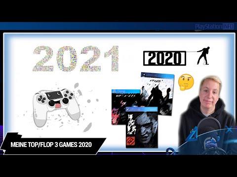 Meine 3 Top/Flop Games 2020 - War für mich noch nie so schwer wie jetzt 💡