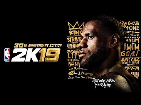 NBA 2K19 – How Could They Have Known (Feat. 2 Chainz, Rapsody and Jerreau) (DE)