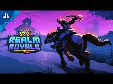 Realm Royale - Announce Trailer   PS4