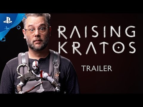 God of War | Raising Kratos Trailer | PS4