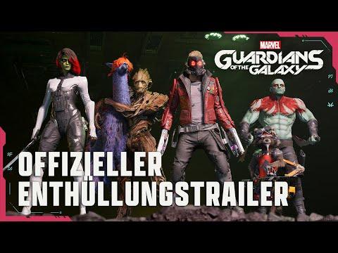 Marvel's Guardians of the Galaxy - Offizieller Enthüllungstrailer