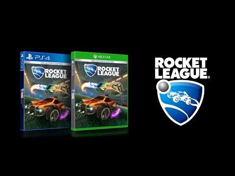 Rocket League® - Collector's Edition Teaser