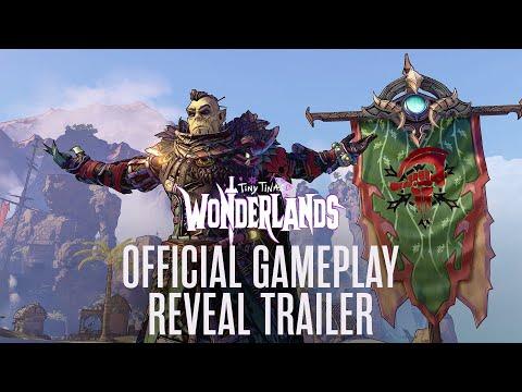Tiny Tina's Wonderlands – Offizieller Gameplay Reveal Trailer