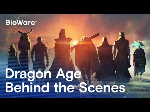 The next DRAGON AGE: Behind the scenes at BioWare