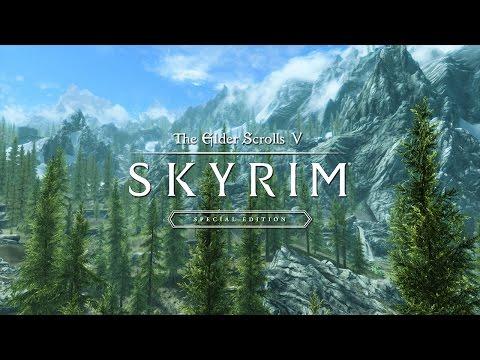 Skyrim Special Edition Gameplay Trailer #2