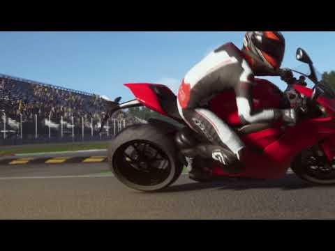 RIDE 3 - Ducati Trailer (USK)