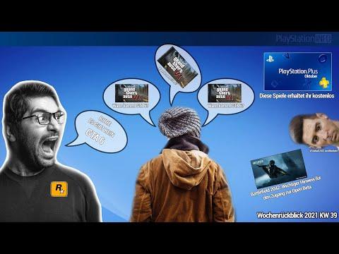 GTA 6 Entwickler genervt von Fans - PS Plus Oktober - Battlefield 2042: Hinweis wegen Beta