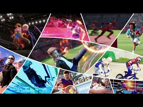 Olympic Games Tokyo 2020: The Official Video Game | Launch Trailer | Available Now