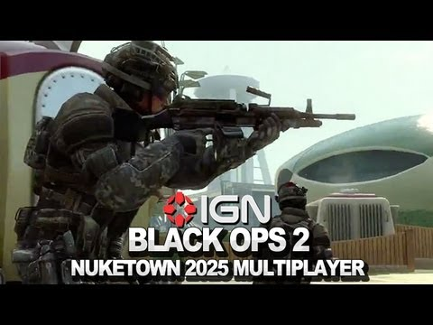 Black Ops 2 - Nuketown 2025 Multiplayer Gameplay