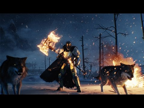 Offizieller Destiny: Das Erwachen der Eisernen Lords Ankündigungs-Trailer [DE]