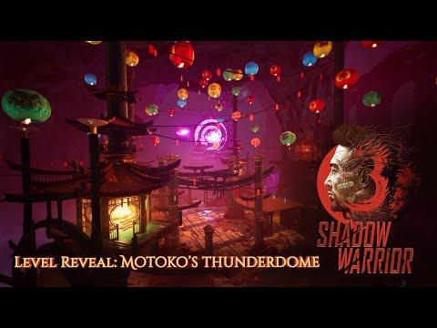 Shadow Warrior 3 - Sneak Peek 'Motoko's Thunderdome'