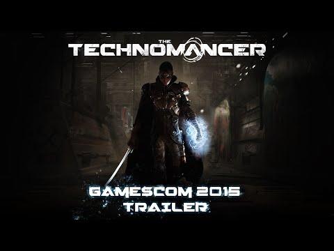 The Technomancer: Gamescom 2015 Trailer
