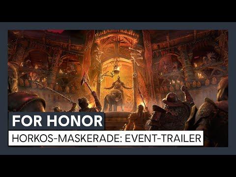 For Honor -Y5S1 Event-Trailer: Horkos-Maskerade   Ubisoft [DE]
