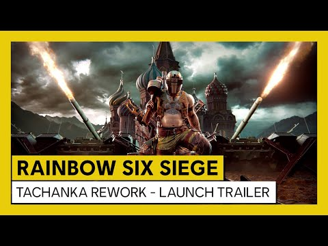Tom Clancy's Rainbow Six Siege - Tachanka Rework - Launch Trailer | Ubisoft [DE]