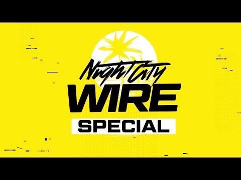 Cyberpunk 2077 — Night City Wire Special: Xbox One X and Xbox Series X footage