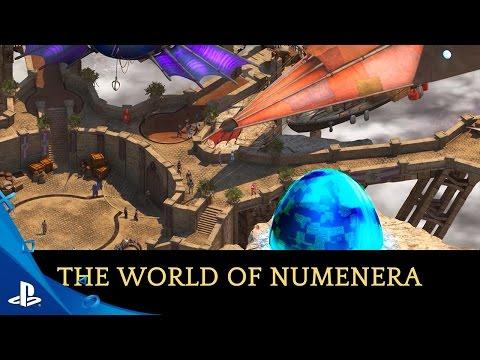 Torment: Tides of Numenera - The World of Numenera Trailer | PS4