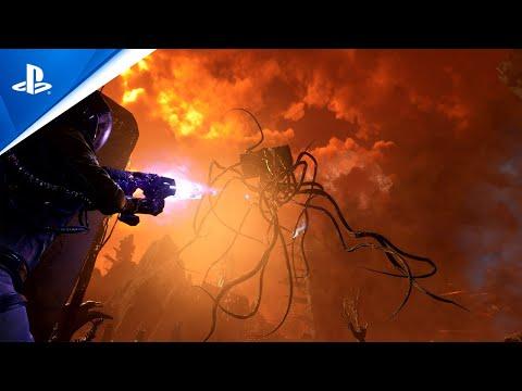 Returnal - State of Play Gameplay Walkthrough   PS5