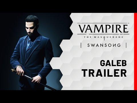 Vampire: The Masquerade - Swansong   Galeb Character Trailer