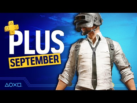PlayStation Plus Monthly Games - September 2020