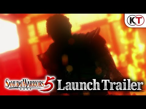 [DE] SAMURAI WARRIORS 5 - Launch Trailer